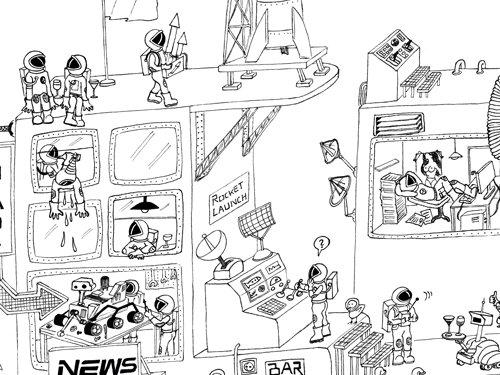 Thumbnail Astronauts
